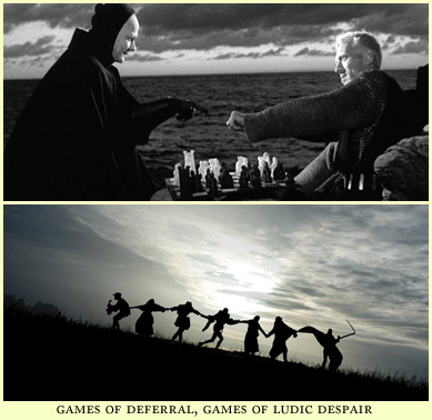 games of deferral, games of quiescence