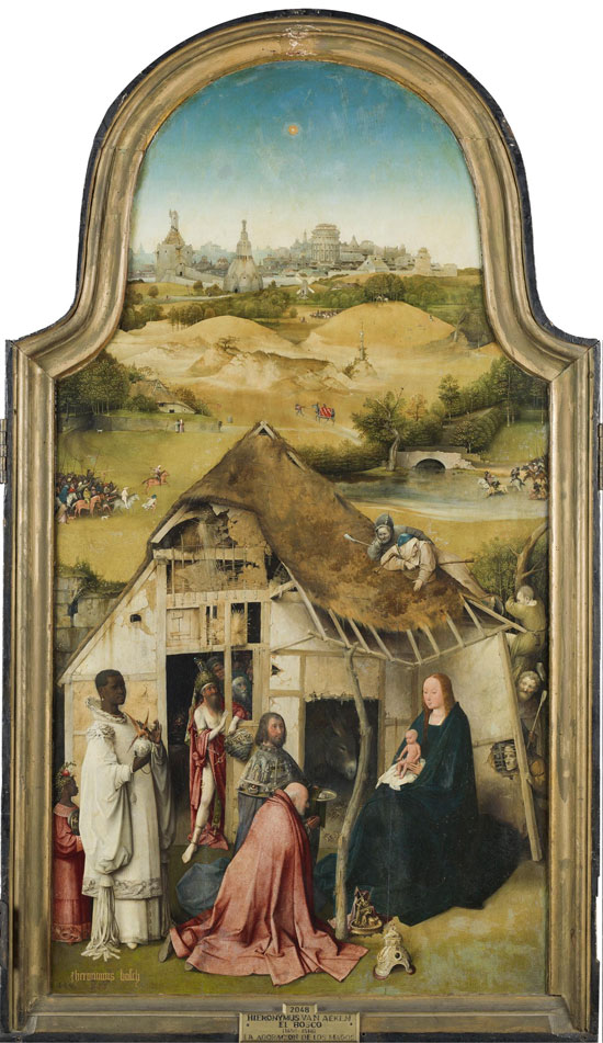 Bosch, Adoration of the Magi