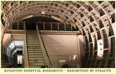 kingston hospital basements
