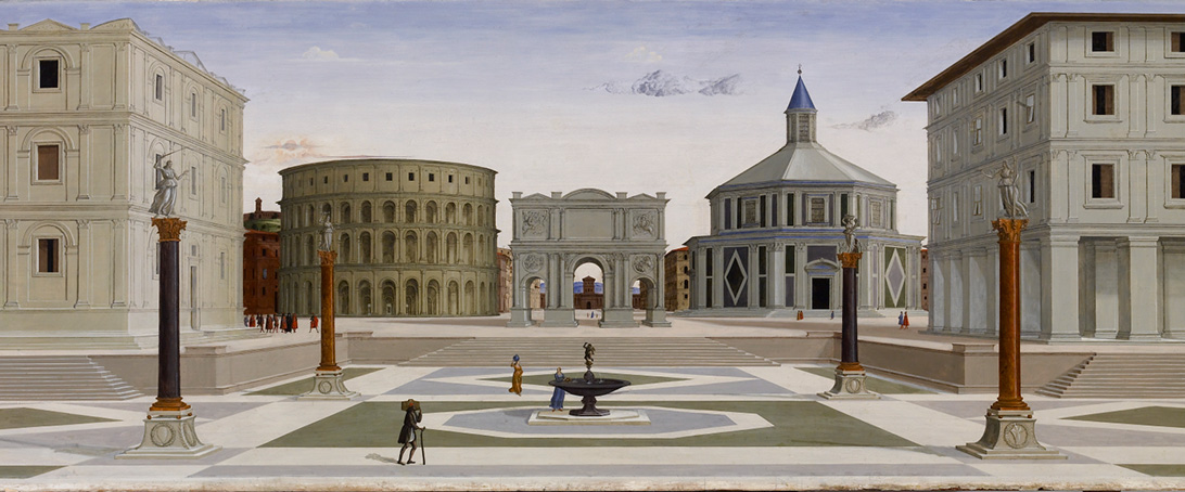 bromantes architecture represents the high reneissance essay Rethinking the high renaissance marks a found it lacking in comparison with the complexity and vertical dynamism of bramante's architecture bury's essay.