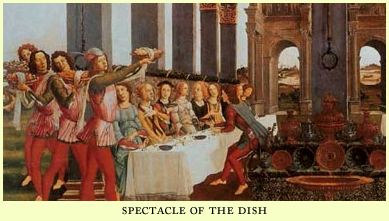 spectacle of the dish