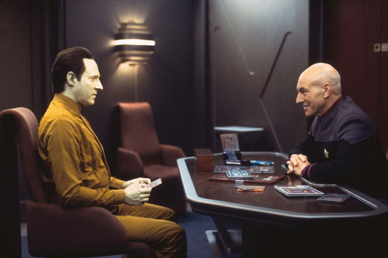 Data and Picard