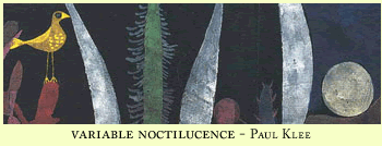 variable noctilucence